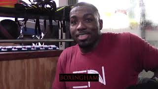 Walt Harris Talks About Upcoming Fight And Mentality For Second Half Of His Career