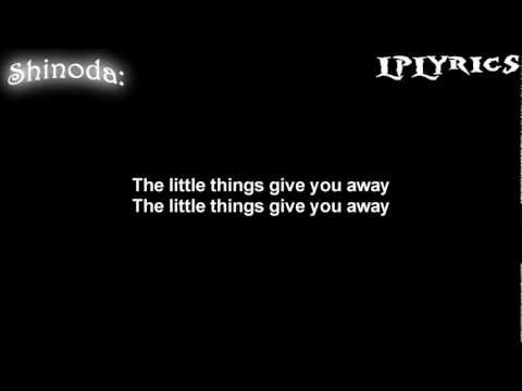 Linkin Park - Drum Song (The Little Things Give You Away 2006 Demo) [Lyrics on screen] HD