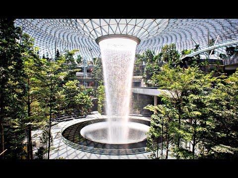 В Сингапуре построили аэропорт будущего