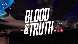 Blood & Truth | L'histoire et le scénario | Exclu PlayStation VR