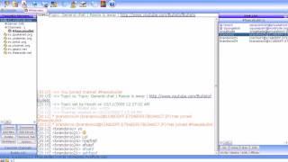 IRC Client Showdown : XChat2, HydraIRC, IceChat