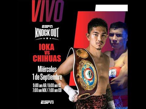 Кадзуто Иока – Франсиско Родригес / Kazuto Ioka vs. Francisco Rodriguez Jr.