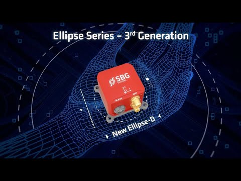 New Ellipse Series - Miniature Inertial Sensors