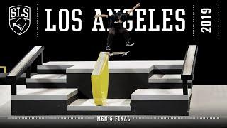Street League World Tour Stop #2   Los Angeles Mens Finals