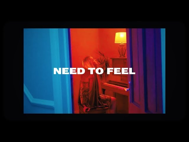 Need To Feel  - Rebekah Fitch