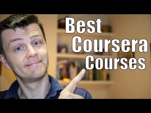 My 5 favourite Coursera Courses for Python, Data Science and ...