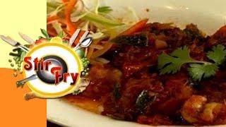Stir Fry | Jinga Dharbar Restaurant, Maduravoyal | 23 Jan 2018