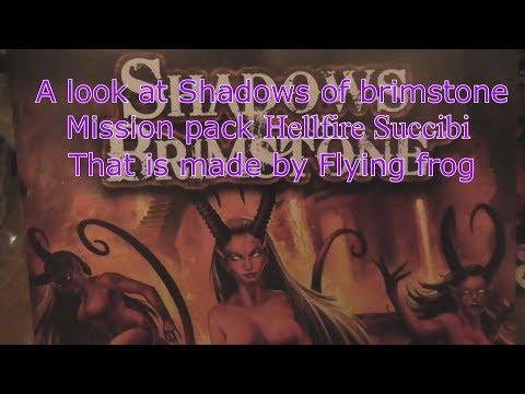 A look at Shadows of Brimstone Hellfire Succibi mission pack