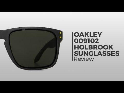 Oakley Holbrook 009102 Sunglasses Review