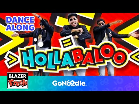 Hollabaloo: Greater Than, Less Than, Equal To - Blazer Fresh   GoNoodle