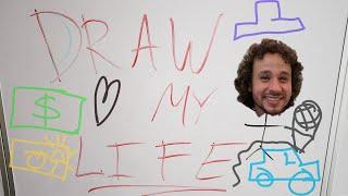 DRAW MY LIFE: Luisito Comunica