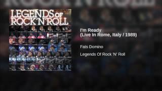 I'm Ready (Live In Rome, Italy / 1989)