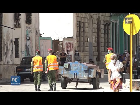 Havana back under lockdown as COVID 19 cases spike