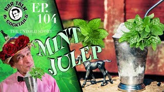 How To Make A Mint Julep And The Kentucky Derby