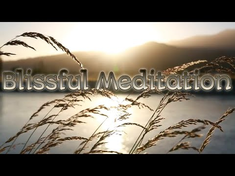 Blissful Meditation Music| Music for Deep Relaxation| Meditation Music to Release Stress and Anxiety
