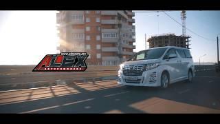 Эксклюзивный Toyota Alphard