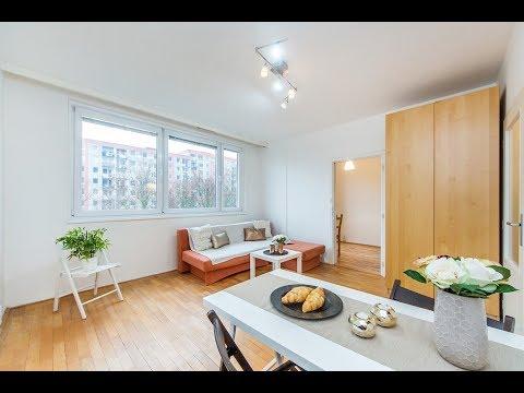 Video Prodej bytu 2+1 v osobním vlastnictví 45 m², Praha 5 - Hlubočepy