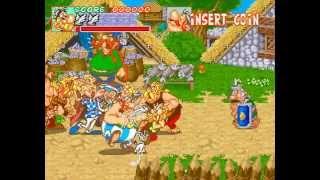Arcade Longplay [440] Asterix