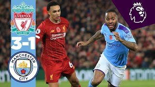 HIGHLIGHTS | Liverpool 3-1 Man City (Fabinho, Salah, Mane, Bernardo Silva)
