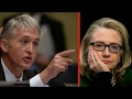 Download Youtube: Hillary Clinton Snaps At Trey Gowdy & Gets Shutdown