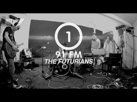 The Futurians Radio One 91FM Live to air