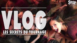 VLOG (VOSTA) // LES SECRETS DE TOURNAGE DU SABRINA LONIS DANCE CAMP 2018