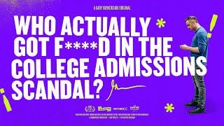 Моя реакция на скандал с поступлением в колледж в 2019 году | Гэри Вайнерчук Оригинальный фильм