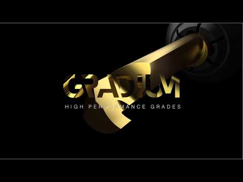 GRADIUM cutting grades