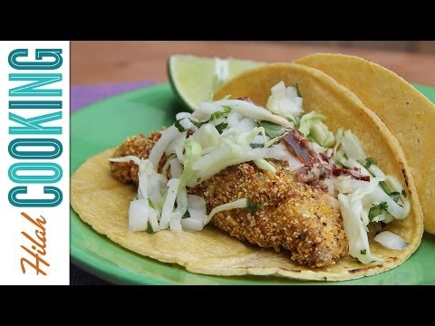 How to Make Fish Tacos | Tacos De Pescado