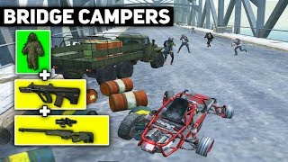WILL I SURVIVE THESE CAMPERS? Best Airdrop Loot   PUBG Mobile