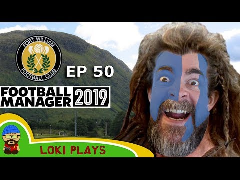 FM19 Fort William FC - The Challenge EP50 - League 1 - Football Manager 2019