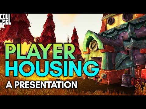 Blizzard, Here's Player Housing. Let's Get to it! World of Warcraft Battle for Azeroth