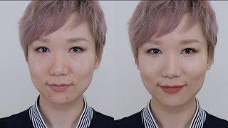 【蕊姐彩妆课】痘痘肌底妆+马卡龙遮瑕法教学