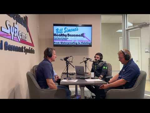 Podcast Episode 1: Larry Janesky Owner Of Basement Systems