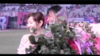 セレッソ大阪乾貴士ドイツ移籍壮行セレモニー-2011.07.31-1