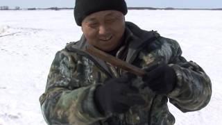 Ловля рыбы - традиционное занятие многих народов сибири и дальнего востока.