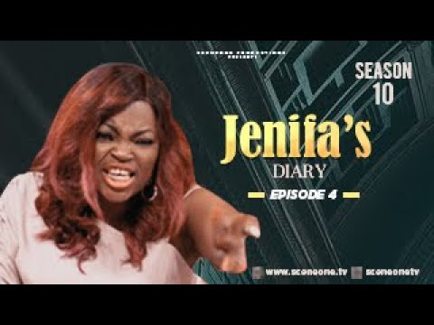 Jenifa's diary S10EP4 -LATEST CRUSH | Funke Akindele, Timini