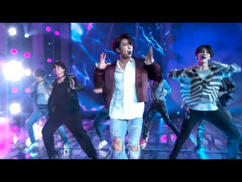 Bts Fake Love Billboards Music Awards 2018 Hd Performance