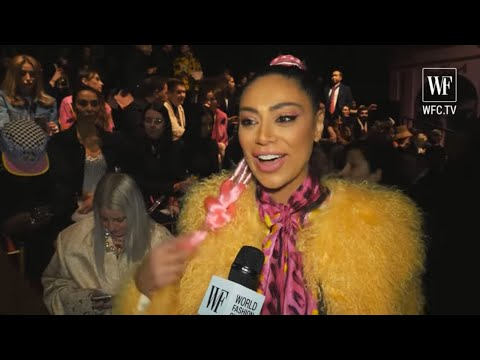 Moschino - Milan fashion report fall-winter 20-21
