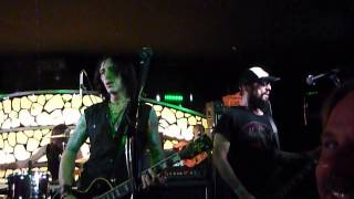 "Charm City Devils ""Whiskey Shots"" Monsters of Rock Cruise 2014, MSC Divina 3/30/14"