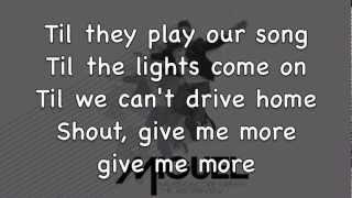 Miguel - The Thrill (Lyrics)