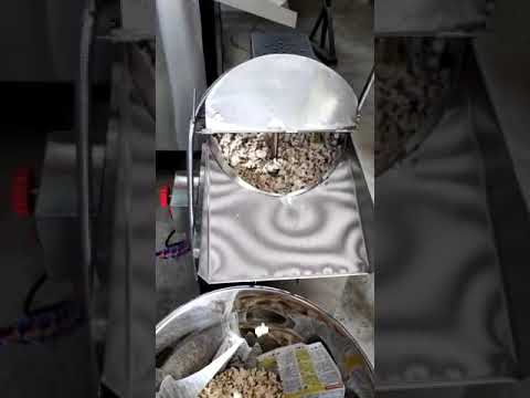 Gas Type Pop Corn Making Machine