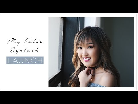 My False Eyelash Launch with e.l.f. Cosmetics | ON SALE NOW