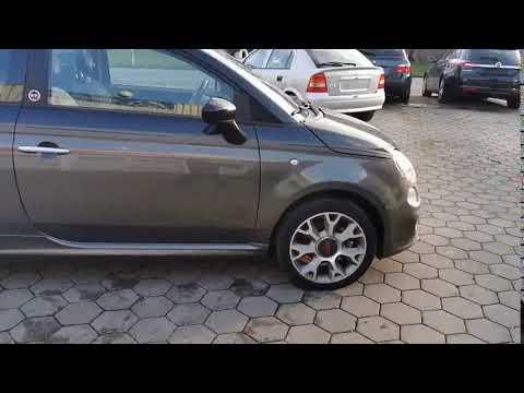 Video Fiat 500C GQ.Cabrio Leder,AC. Bi Xenon.uvm.
