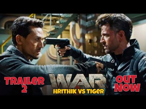 War Trailer 2 Out, War new Video Song Update, Hrithik Vs Tiger, Vaani Kapoor, Siddharth Anand