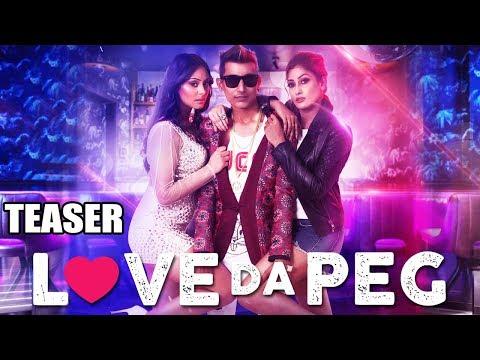 Love Da Peg - Song Teaser   Upcoming Hindi Song   Sameer Khan   Puja Basnet   Megha Sharma
