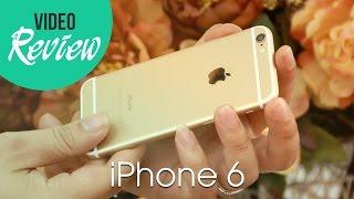 preview picture of video 'Đánh giá chi tiết iPhone 6 - Thỏa mãn những gì bạn mong muốn'