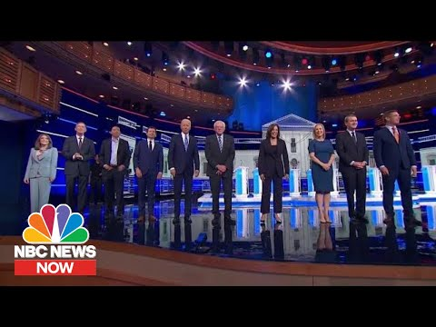 2020 On The Issues: Top Marginal Tax Rate | NBC News Now