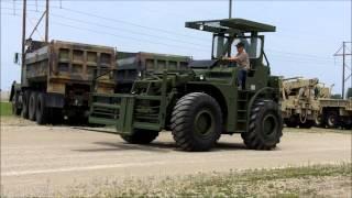 10K Rough Terrain Military Forklift Pettibone
