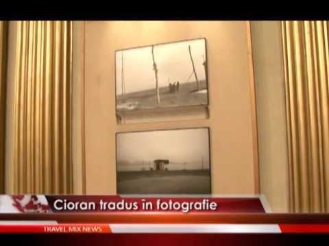 Cioran tradus în fotografie